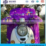The wind was winter ride car battery kneepad warm waterproof windproof thickened Siamese motorcycle Leggings