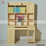 Kids Room Modern MDF Bookcase With Study Table