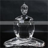 Newest High Quantity Crystal figure of Buddha