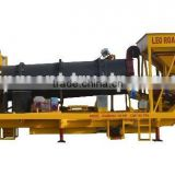 MOVABLE BITUMEN MIXING MACHINE