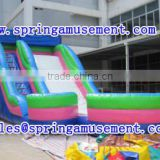 Hot sale new design giant inflatable slide for sale, china inflatables SP-SL002