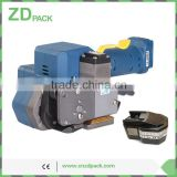 P323 Battery-Powered PET/Plastic Strapping Friction Welding Machine,Manual Hand Strapping Tool