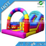 2015 Hot Sale inflatable slide,inflatable slip n slide,big kahuna inflatable water slide