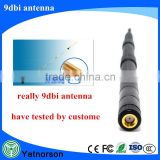 Long range wlan wifi Rubber duck antenna 12dBi 2.4Gwifi direct antenna with sma connector