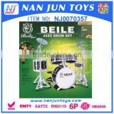 Hot Selling Percussion Jazz Drum Toy Drum Set