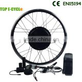 Easy Assemble Rear/Front Bicycle CE Certification Bicycle Electric Engine Conversion Kit