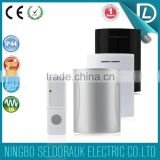 Full stock fasionable diigtal wire less door bell
