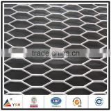 Iron bbq grill diamond expanded metal mesh