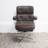 Modern design luxury executive office chairs/executive chair leather chair arm covers