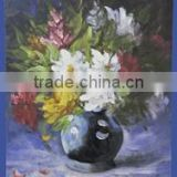 Modern flower oil painting fine art canvas prints