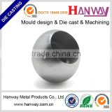 Guangdong aluminum die casting mould,die cast, die stamping, cnc, nct, metal parts in high quality with OEM service