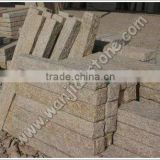 Bush&Hammered &Honed& PolishedG682 Natural Granite Stone Palisade