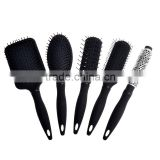 hot selling new design professional plastic hair brush, custom hair brush,fancy hair brush