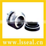 Multiple springs unbalanced vessel single mechanical seal(HF204) for general corrosive chemical solution and solvent etc.