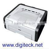 RICOH SP211 A4 MONO LASER PRINTER USB 22ppm 1200x600dpi 150 SHEET PAPER TRAY 2 YEAR WARRANTY