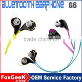 earphone Factory in China 2015 Wholesale Alibaba Mini Wireless Bluetooth Earphone for mobile phone cheap price