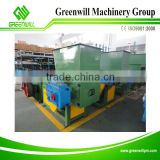 plastic medical wastes recycling shredder