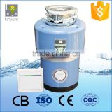 110v Sink Food Waste Grinder / Stainless Steel Sink Cleaners / Garbage Grinder Machine / Kitchen Sink Waste Disposal