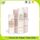 Eco friendly cylinder paper tube for lip balm