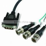 IPC Cable 3W3 Male to BNC Cable