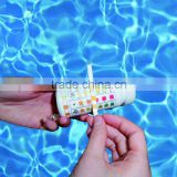 Swimming pool test strips x50 Pool and spa test strips3 way Test for chlorine Ph And alkalinity (p1924)