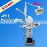 Super-Bright Face Lifting  (SW-19M)19in 1 Multi-functional Equipment Skin Care Beauty For Professional Beauty Salon Stand Type