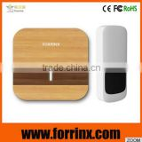 Forrinx direct supply high-end quality wireless doorbell plug and play CE