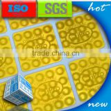 adhesive for cut heat transfer paper