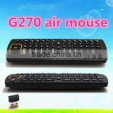 T10 C120 Air Mouse for google Android tv box 2.4GHz Wireless Keyboard Quad Core And Dual Core TV Dongle