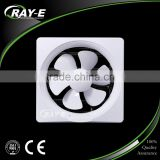 all plastic wall mounted window louver vent fan household ventilator air ventilation exhaust fan