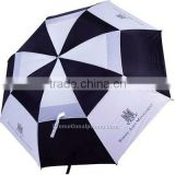 Promotional Double layer golf umbrella