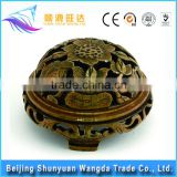 China high quality decorative bronze /brass incense burner