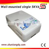 220v refrigerator wall mounted automatic voltage stabilizer TSD-5kva