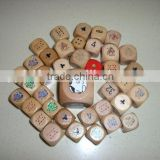entertainment poker chips,gambling wooden dice