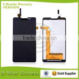 100% Guarantee Original assembly LCD with Touch screen for Lenovo P780