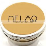 MELAO Beard Balm Leave-in Conditioner - All Natural -Vegan Friendly Organic Oils and Butters