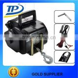 Made in china cable pulling winch,electric cable pulling winch,power cable pulling boat winch