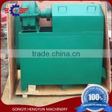 Boron humate fertilizer compacting machine