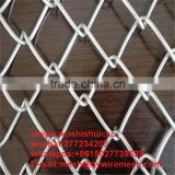 alibaba Pvc Coated Chain Link Fence / Electric Galvanized Chain Link Fence / Cheap Bamboo Fencing