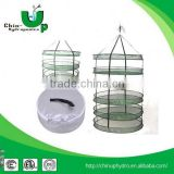 chin-up hydroponics garden plant herb drying net/drying rack/ top quality dryer net hydroponics/ drying net for indoor gardening