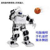 Humanoid dance robot suite H3S/ /Robo-Soul educational and entertainment dual foot performance voice MP3