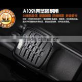 two way radio A10 professional FM transceiver interphone 2014 new arrival Handheld ham radio transceiver
