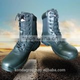 Black dms army military boots German military boots ,Liberty jungle boots with steel toe cap FT-2118M-B