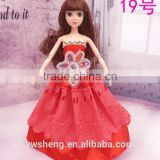 OEM Fashion 29cm American Girl Doll Clothes brand name clothing