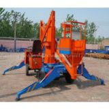 Crank Arm Type Lift Platform