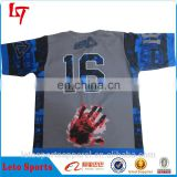 Teamwear Baseball Jerseys / Uniforms jerseys with button and name softball wear for club/team throwback baseball jerseys