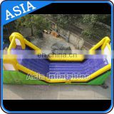 Good price inflatable zorb ball ramp,inflatable bowling bumpers,zorbing ramp