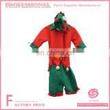 Felt Adult Holiday Promotional Men Elf Costume