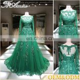 Alibaba China bridal wear plus size custom made dress factory evening dress wholesale