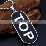 top quality home pet dog tags metal alloy blank engraving plates cats tags